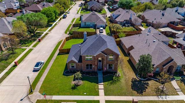 5501 Dark Forest Drive, Mckinney, TX 75070 (MLS #14314920) :: The Good Home Team