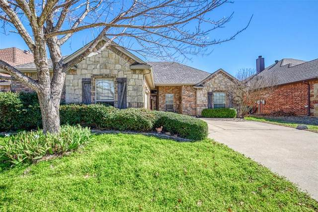 1725 Colorado Drive, Burleson, TX 76028 (MLS #14314925) :: The Hornburg Real Estate Group