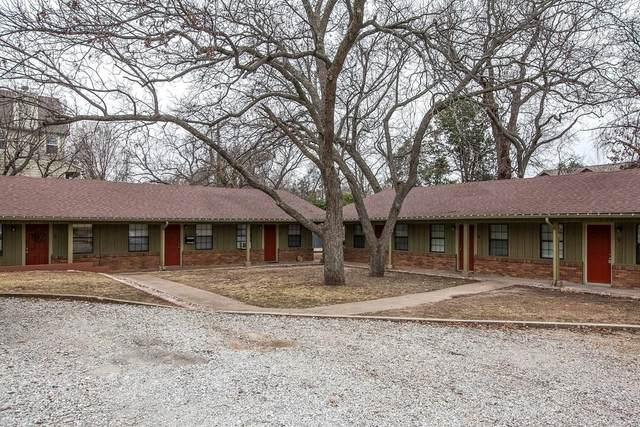 601 W College Street #3, Grapevine, TX 76051 (MLS #14314949) :: The Heyl Group at Keller Williams