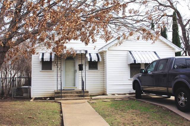 2717 Frazier Avenue, Fort Worth, TX 76110 (MLS #14314951) :: The Heyl Group at Keller Williams