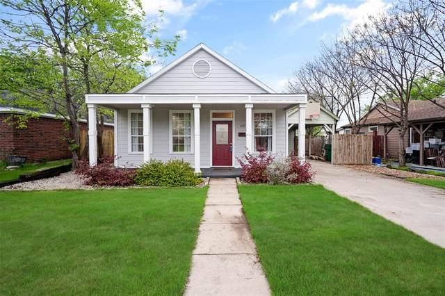 305 Watt Street, Mckinney, TX 75069 (MLS #14314960) :: The Hornburg Real Estate Group