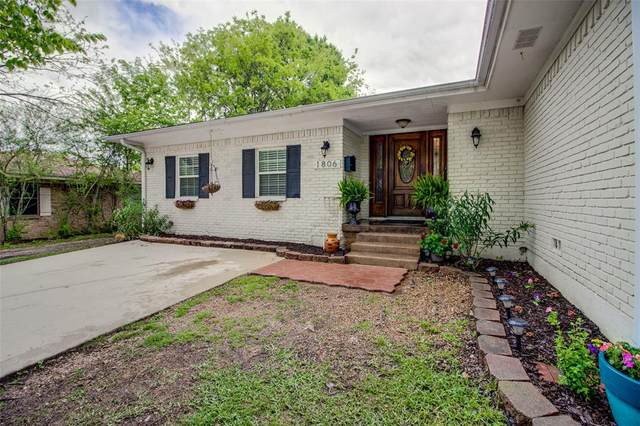1806 N Preston Street, Ennis, TX 75119 (MLS #14314969) :: The Kimberly Davis Group