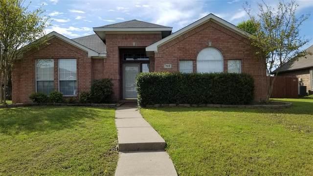 703 Georgetown Drive, Wylie, TX 75098 (MLS #14314985) :: Tenesha Lusk Realty Group