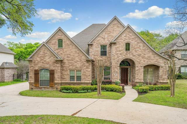710 N Dove Road, Grapevine, TX 76051 (MLS #14314991) :: The Tierny Jordan Network