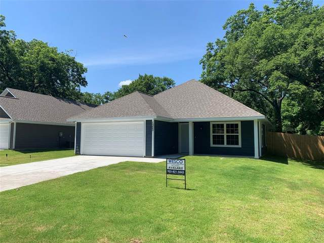 1323 Cherry Street, Gainesville, TX 76240 (MLS #14314994) :: All Cities USA Realty