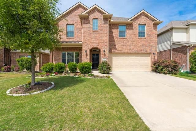 11209 Amistad Drive, Frisco, TX 75036 (MLS #14315010) :: The Good Home Team