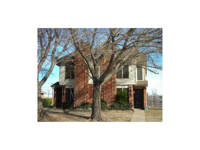 708 Red Bud Drive, Desoto, TX 75115 (MLS #14315013) :: Tenesha Lusk Realty Group