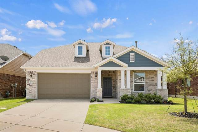 1105 Kingston Court, Anna, TX 75409 (MLS #14315024) :: Real Estate By Design