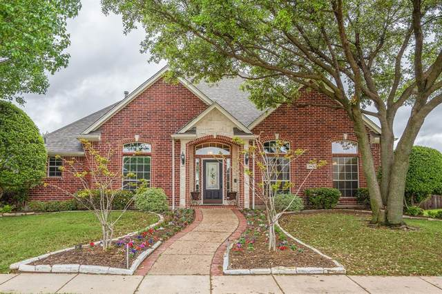 3416 Silverwood Drive, Carrollton, TX 75007 (MLS #14315041) :: The Kimberly Davis Group