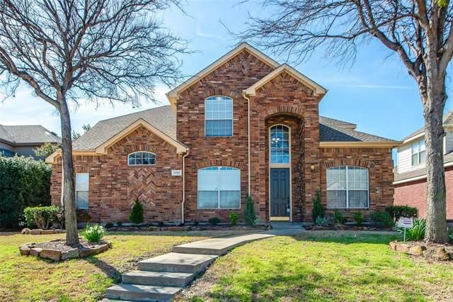 1701 Natural Bridge Drive, Frisco, TX 75036 (MLS #14315051) :: Tenesha Lusk Realty Group