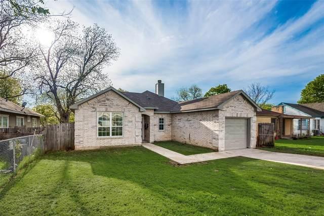 2629 S Denley Drive, Dallas, TX 75216 (MLS #14315054) :: All Cities USA Realty