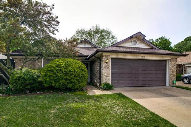 2813 Laurel Oaks Drive, Garland, TX 75044 (MLS #14315095) :: Team Tiller
