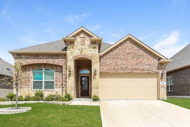 921 Lake Cypress Lane, Little Elm, TX 75068 (MLS #14315105) :: Roberts Real Estate Group