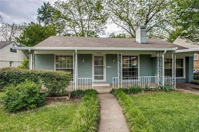 2710 Burlington Boulevard, Dallas, TX 75211 (MLS #14315107) :: Roberts Real Estate Group