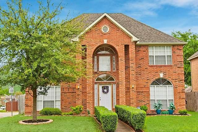 707 Ridgemont Drive, Allen, TX 75002 (MLS #14315121) :: The Kimberly Davis Group