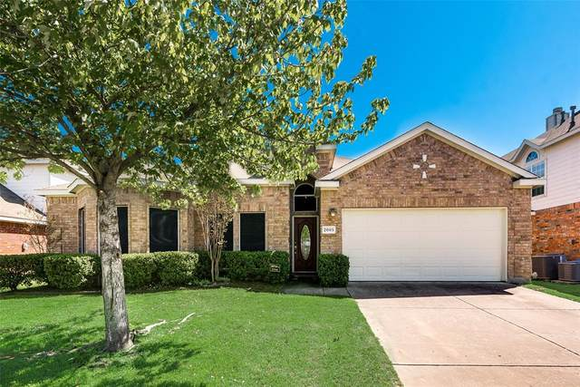 2005 Bishop Drive, Forney, TX 75126 (MLS #14315123) :: All Cities USA Realty