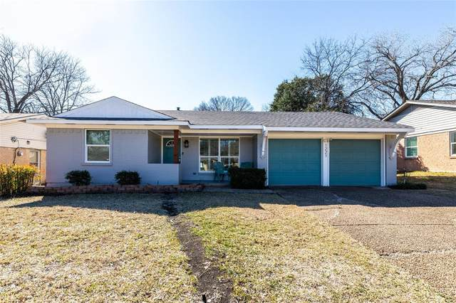 1221 Cloverdale Drive, Richardson, TX 75080 (MLS #14315127) :: The Good Home Team