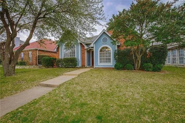 2134 Arbor Creek Drive, Carrollton, TX 75010 (MLS #14315131) :: Tenesha Lusk Realty Group