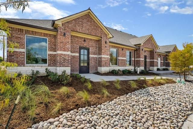 5454 Surrey Path #207, Frisco, TX 75034 (MLS #14315139) :: Tenesha Lusk Realty Group