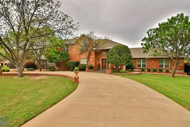 4900 Meadow Drive, Abilene, TX 79606 (MLS #14315141) :: All Cities USA Realty