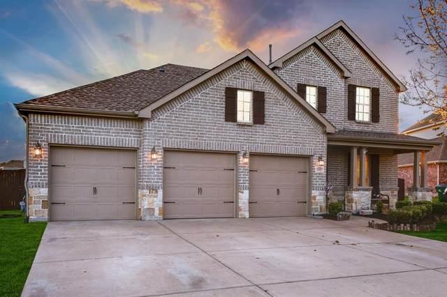 2908 Ellsworth Avenue, Melissa, TX 75454 (MLS #14315145) :: The Kimberly Davis Group