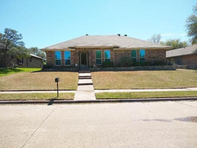 1710 Rosemeade Circle, Carrollton, TX 75007 (MLS #14315152) :: Team Tiller