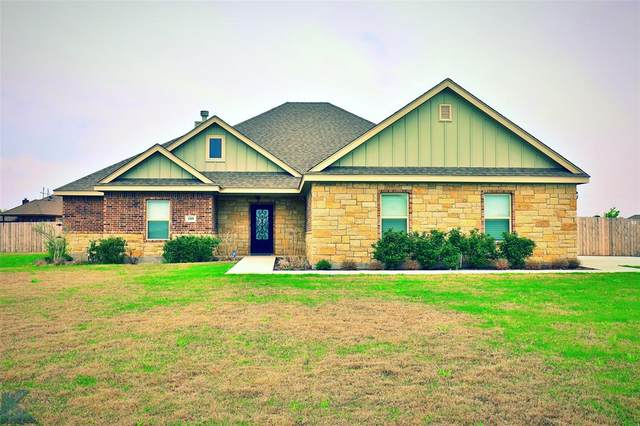 109 Kristi Path, Abilene, TX 79602 (MLS #14315157) :: All Cities USA Realty