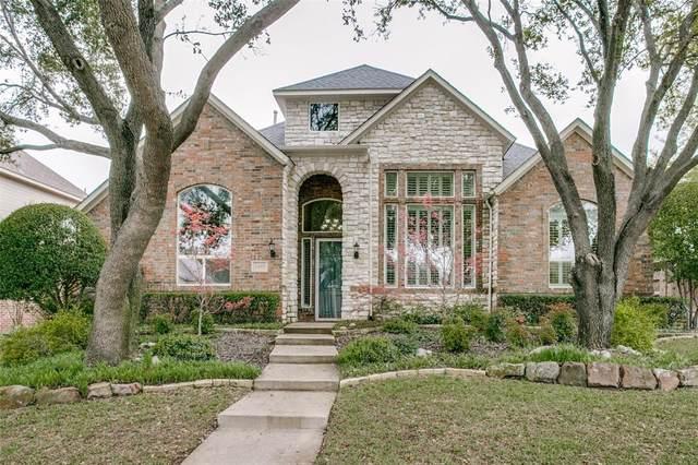6405 Lochridge Drive, Plano, TX 75093 (MLS #14315163) :: The Kimberly Davis Group