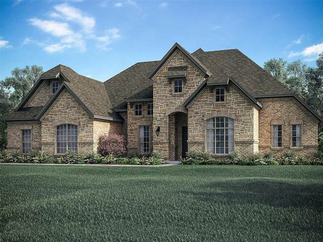 135 Sapphire Lane, Waxahachie, TX 75165 (MLS #14315165) :: The Kimberly Davis Group