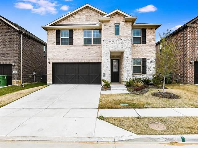 2309 Connor Way, Carrollton, TX 75010 (MLS #14315180) :: Tenesha Lusk Realty Group