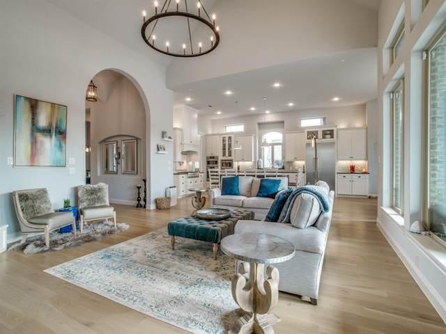 5403 Tennyson Court, Parker, TX 75002 (MLS #14315193) :: The Hornburg Real Estate Group