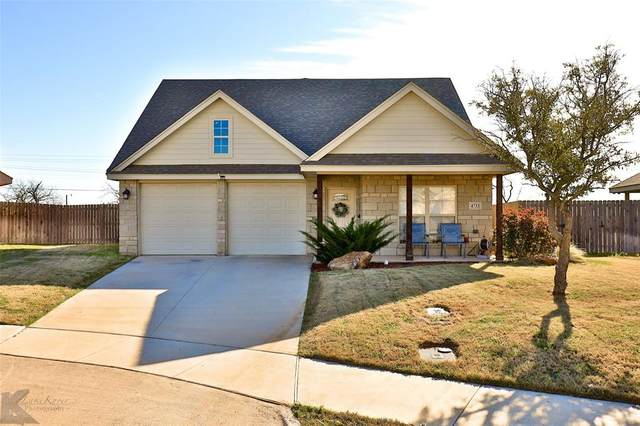 4733 Bunny Run, Abilene, TX 79602 (MLS #14315229) :: All Cities USA Realty