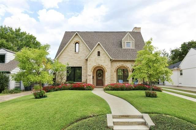 5307 Mccommas Boulevard, Dallas, TX 75206 (MLS #14315230) :: The Chad Smith Team