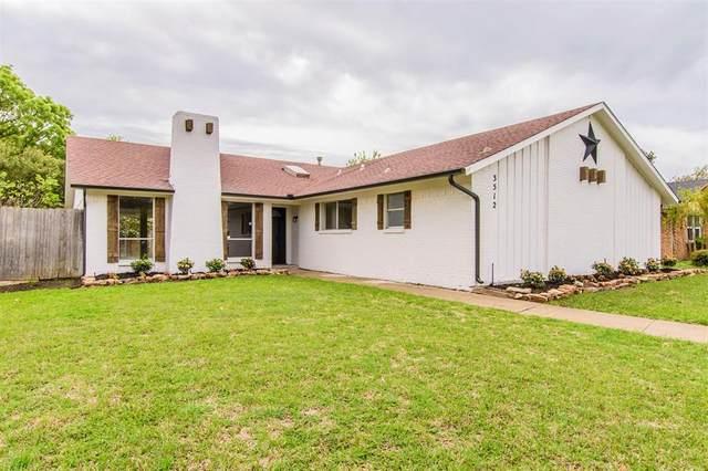 3512 Marwick Drive, Plano, TX 75075 (MLS #14315235) :: The Hornburg Real Estate Group