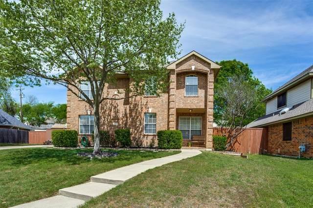 3204 Ridge Circle, Mckinney, TX 75071 (MLS #14315236) :: RE/MAX Pinnacle Group REALTORS