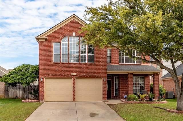 213 Madisson Drive, Euless, TX 76039 (MLS #14315238) :: Trinity Premier Properties