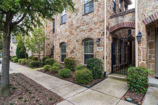 8617 Stargazer Drive, Mckinney, TX 75070 (MLS #14315239) :: Ann Carr Real Estate