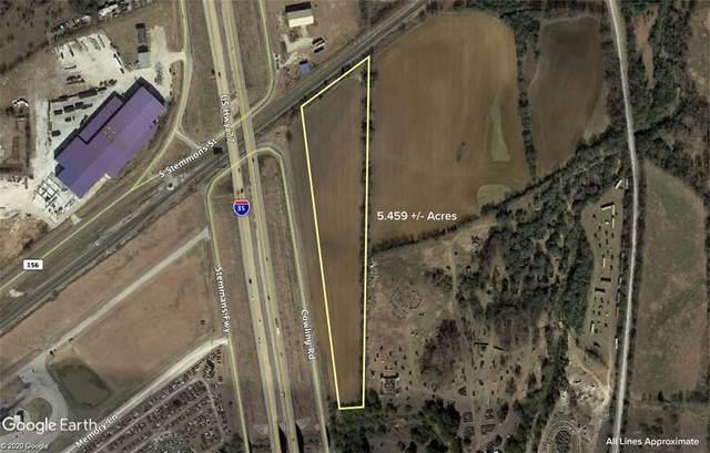 TBD I35, Sanger, TX 76266 (MLS #14315249) :: Trinity Premier Properties