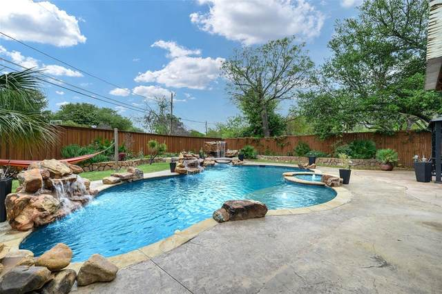 11117 Staffordshire Drive, Dallas, TX 75238 (MLS #14315252) :: The Mauelshagen Group