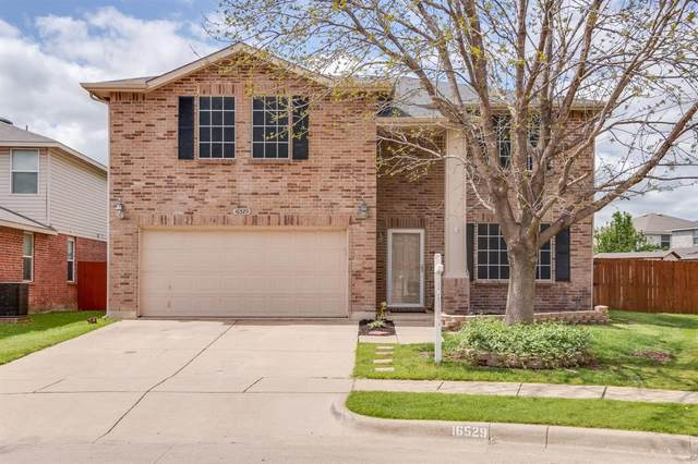16529 Alena Court, Fort Worth, TX 76247 (MLS #14315257) :: All Cities USA Realty
