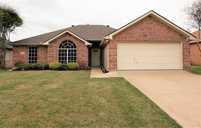 120 Vassar Street, Forney, TX 75126 (MLS #14315277) :: The Mauelshagen Group