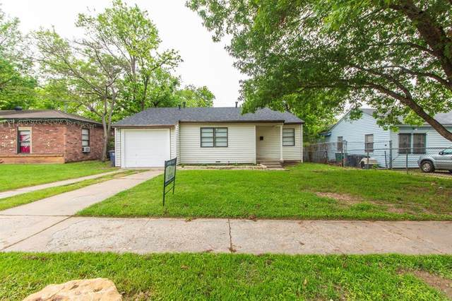 1257 Marion Avenue, Fort Worth, TX 76104 (MLS #14315280) :: Century 21 Judge Fite Company