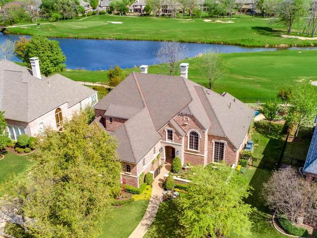 5612 Remington Park Drive, Flower Mound, TX 75028 (MLS #14315281) :: The Kimberly Davis Group