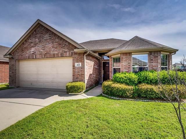 616 Shotwell Street, Crowley, TX 76036 (MLS #14315286) :: Century 21 Judge Fite Company