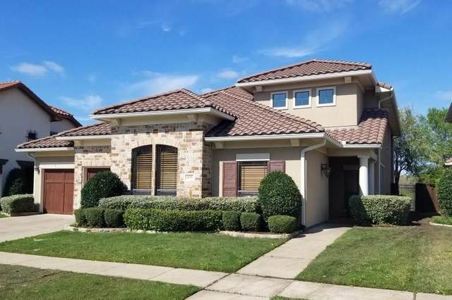 6878 Sonoma, Irving, TX 75039 (MLS #14315287) :: The Kimberly Davis Group