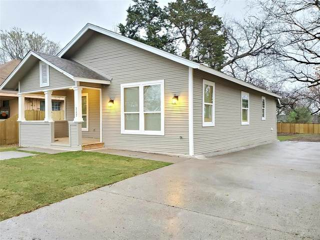 322 S Fleming Avenue, Dallas, TX 75203 (MLS #14315293) :: All Cities USA Realty