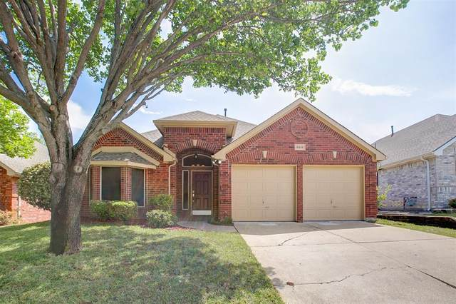 5918 Vista Glen Lane, Sachse, TX 75048 (MLS #14315315) :: Team Hodnett