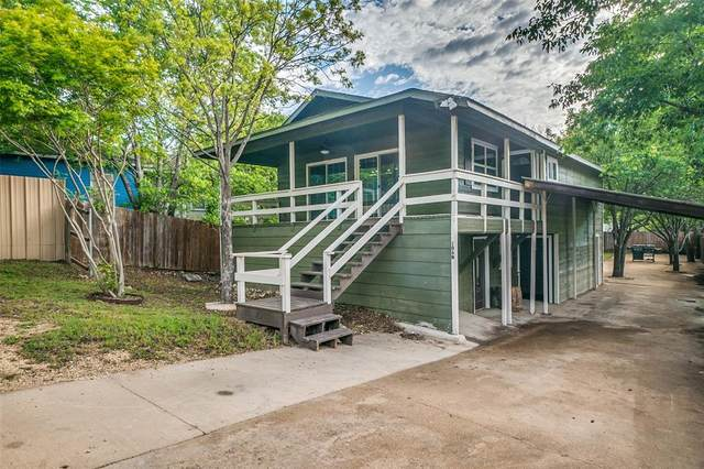 106 N Jester Avenue, Dallas, TX 75211 (MLS #14315328) :: The Chad Smith Team