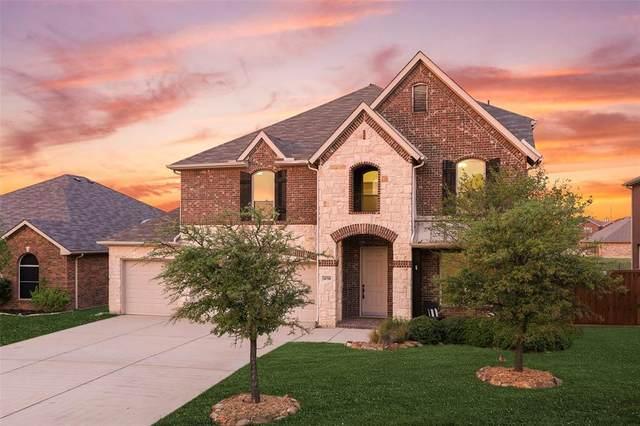 14700 Riverside Drive, Little Elm, TX 75068 (MLS #14315334) :: Real Estate By Design