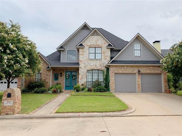 714 Park Place Drive, Athens, TX 75751 (MLS #14315336) :: Ann Carr Real Estate